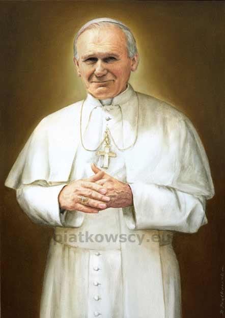 L Portret Papieza